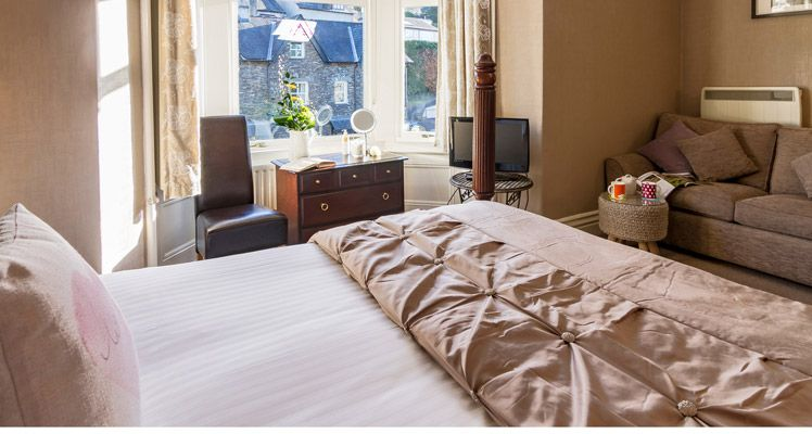 Room with fell views Ambleside B&B – book direct for discount