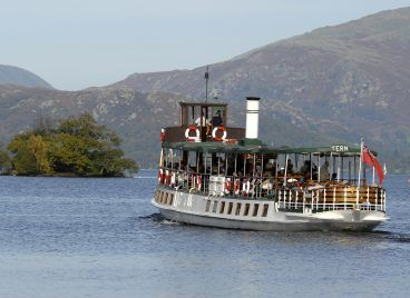 Special discounts with Windermere Lake Cruises for Elder Grove B&B guests